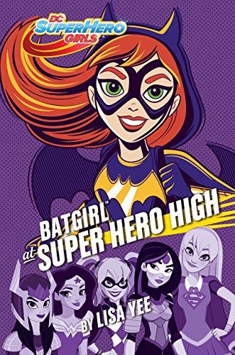 Batgirl at Super Hero High (DC Super Hero Girls) -