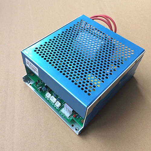 New HQ 40W Power Supply for CO2 Laser Engraver Cuttier 110V Expedited Shipping (Air Co2 Source)