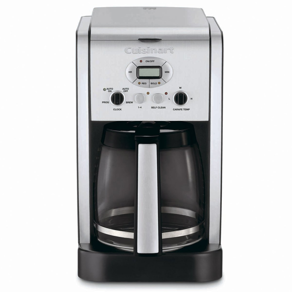 Amazon.com: Cuisinart 14 Cup Programmable Coffee Maker DCC2600C: Drip  Coffeemakers: Kitchen & Dining