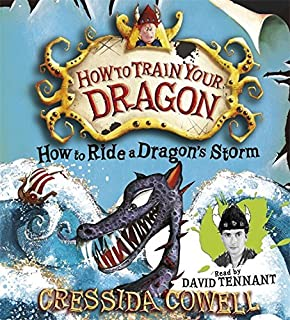 Book Cover: How to ride a dragon's storm