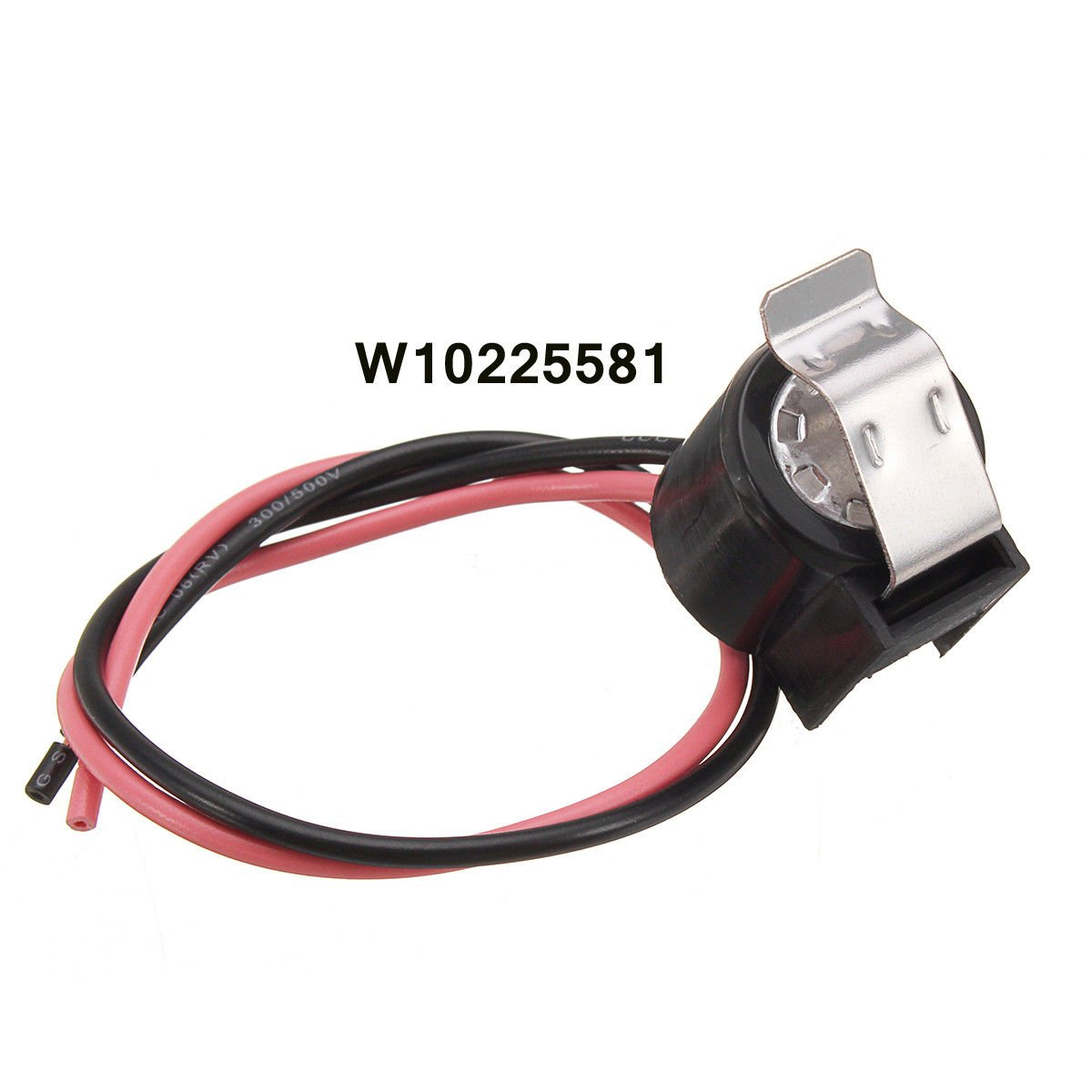 MAYITOP W10225581 Refrigerator Bimetal Defrost Thermostat for Whirlpool KitchenAid Kenmore Replace WPW10225581, AP6017375, PS11750673, PS237680,2321799
