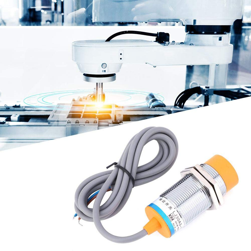 5PCS LJ30A3-15-J//EZ Interruptor de aproximaci/ón del sensor de proximidad inductivo CA 2 hilos normalmente abierto