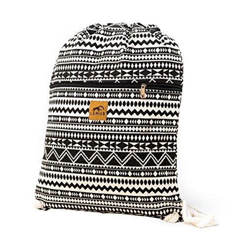 Jual Canvas Drawstring Backpack - Eco-Friendly Day Bag b302bad2afa08