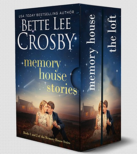Memory House Stories: Includes Books 1 & 2 of the Award-Winning Memory House Series 2 Awards