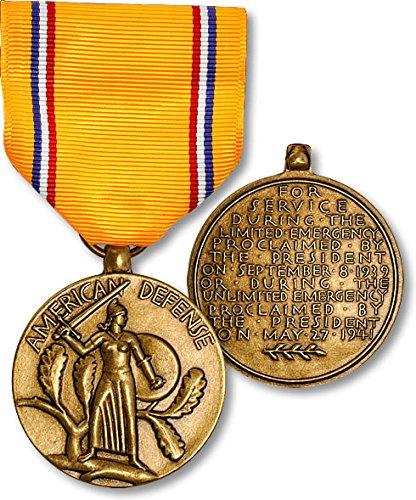 American Defense Medal - American Defense Medal