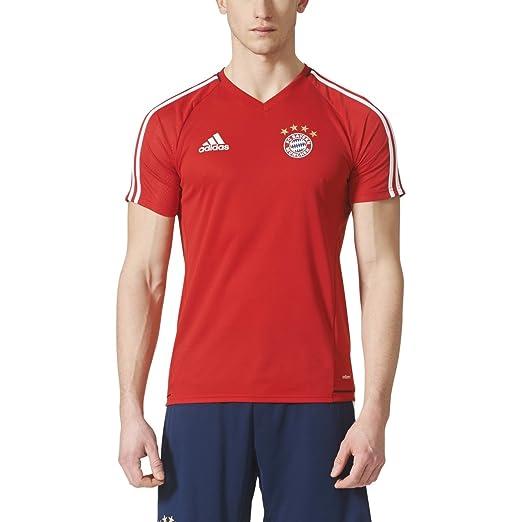 new products 26383 514b9 adidas Men's Soccer FC Bayern Munich Training Jersey