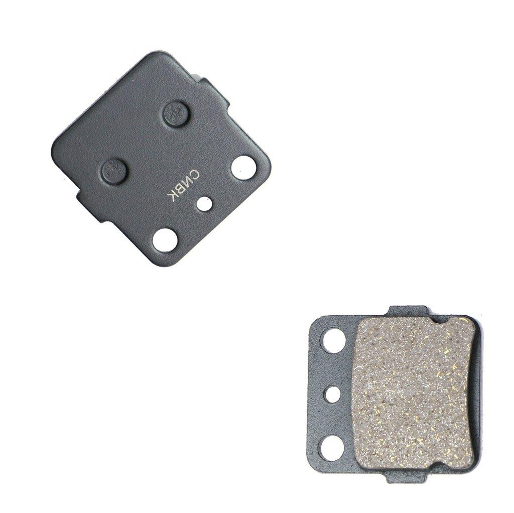 CNBK Rear Disc Brake Pads Semi-met fit for SUZUKI ATV LT230 LT 230 SF-SJ 85 86 87 88 1985 1986 1987 1988 1 Pair(2 Pads)