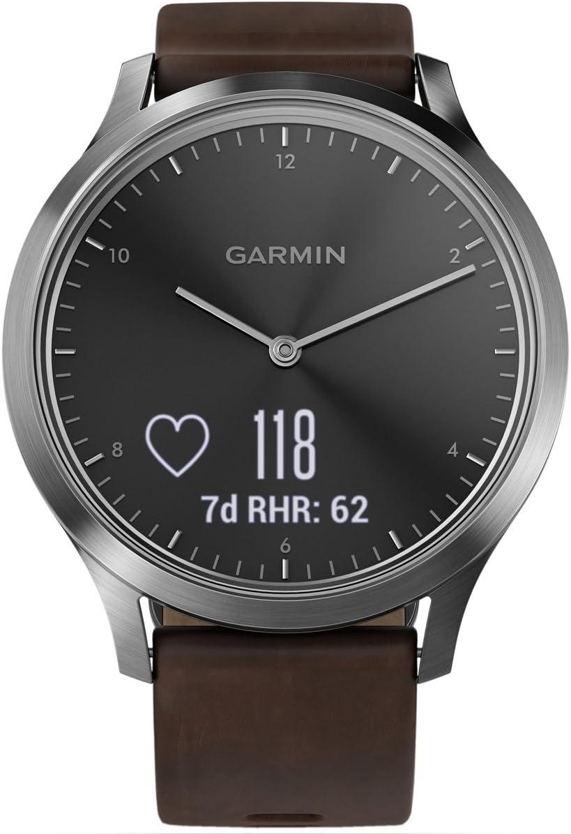 Garmin vívomove HR Premium Hybrid Smartwatch