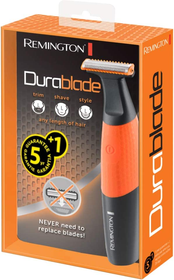 Remington MB010 Durablade - Barbero, sin substituir cuchillas, 100 ...