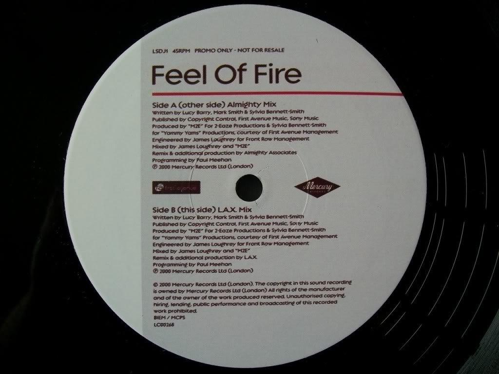 Lucy Skye - LUCY SKYE Feel of Fire 12