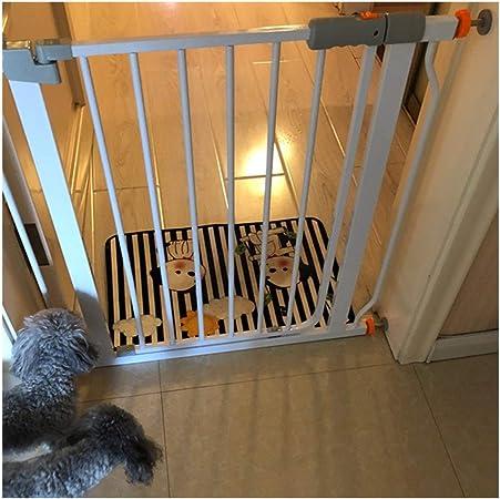 YONGYONG-Guardrail Barreras de Puerta Baby Gates Bar Extragrande For Puerta De Mascotas Valla For Perros Escalera Interior For Perros Barandilla Pequeña Barandilla For Perros Aislamiento Grande: Amazon.es: Hogar
