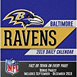 Turner Licensing Baltimore Ravens 2019 Box Calendar (19998051430)