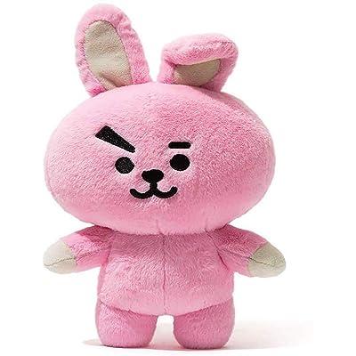 BTS Plush Toy Bangtan Boys Cartoon Plush Toy Animal Stuffed Soft Plush Doll for The Army (Rabbit): Toys & Games