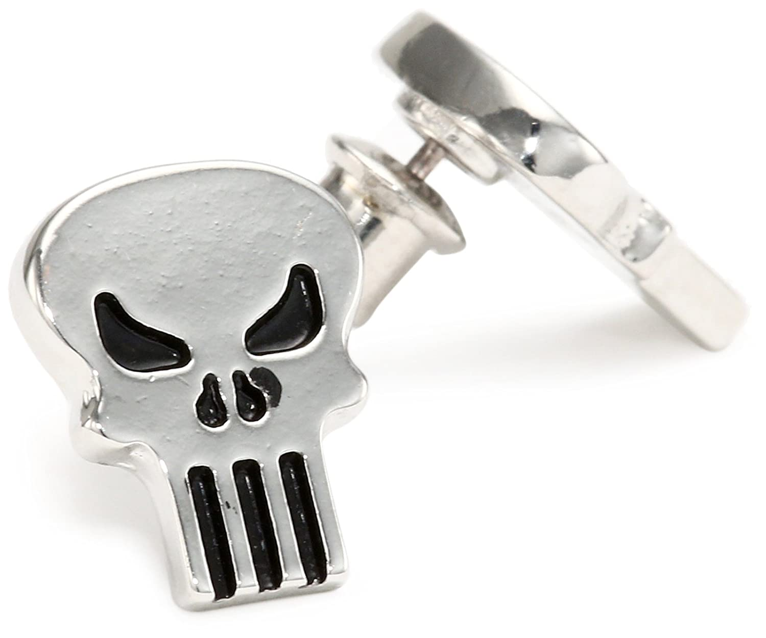 skull of links london stud en silver ca hires earrings mini earring