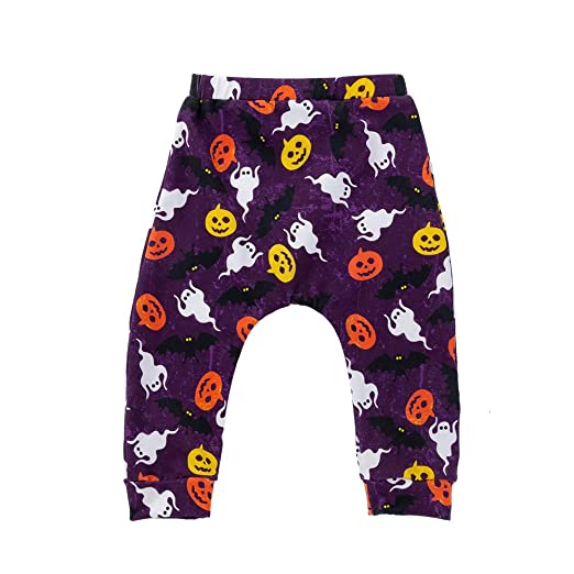 baby cotton christmas deer print pants halloween ghost casual leggings infant toddler winter warm tights bottoms