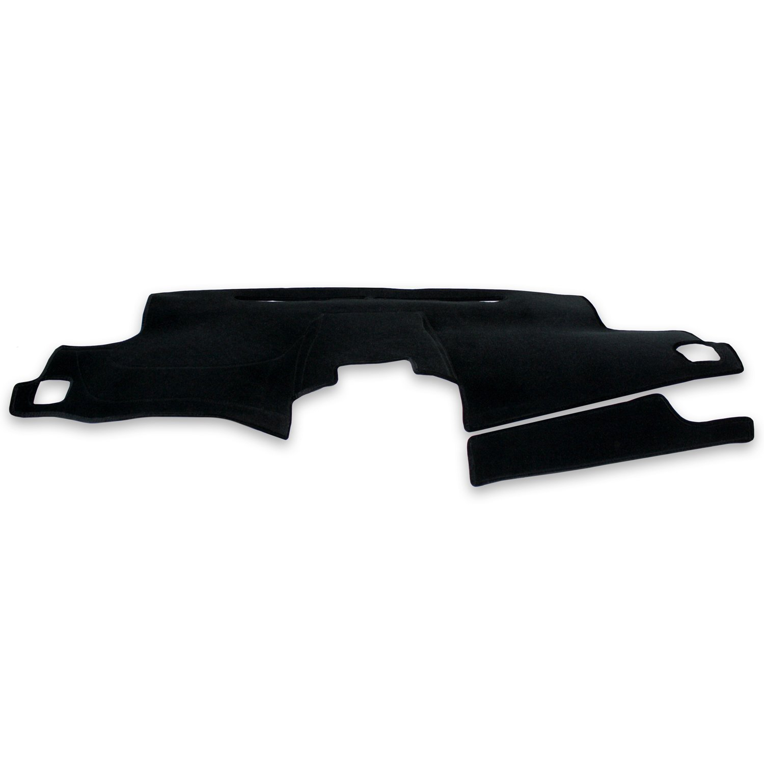 Break-Up Velour Coverking Custom Fit Dashboard Cover for Select Dodge RAM 1500 Models