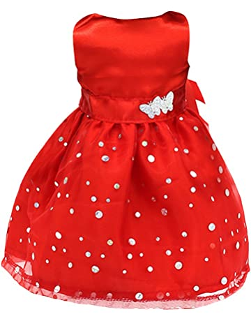 bb04499cde261 PANYTOW Fashion Sleeveless Party Prom Gown Dress Clothing for 18 Inch AG  American Girl Our Generation