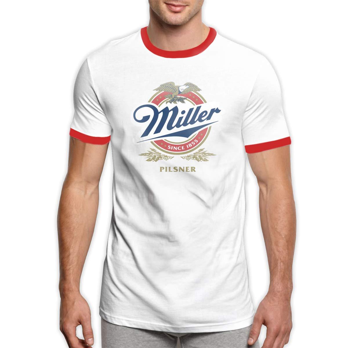 Brew City Miller High Life Vintage Soft Cross T-Shirt