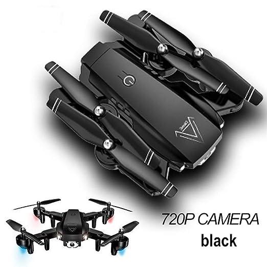 LCZHP Mini Drones con cámara, Drone con cámara HD 1080P WiFi FPV ...