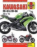 Kawasaki ER-6F (EX650) and ER-6N (ER650) Service and Repair Manual 2006-2016