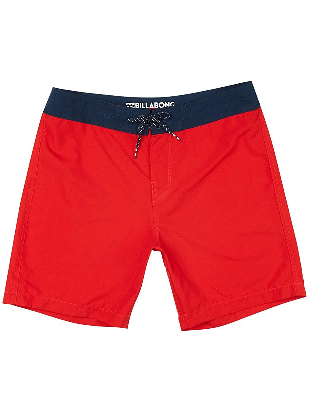G.S.M. Europe - Billabong All Day OG 17 – Bañador, Hombre, All Day OG 17, Rojo