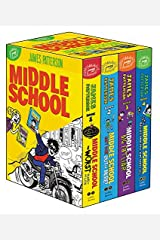 Middle School Box Set Hardcover