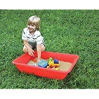 Edushape, juegos de agua para interiores y exteriores, juegos de agua y arena, juego de 4