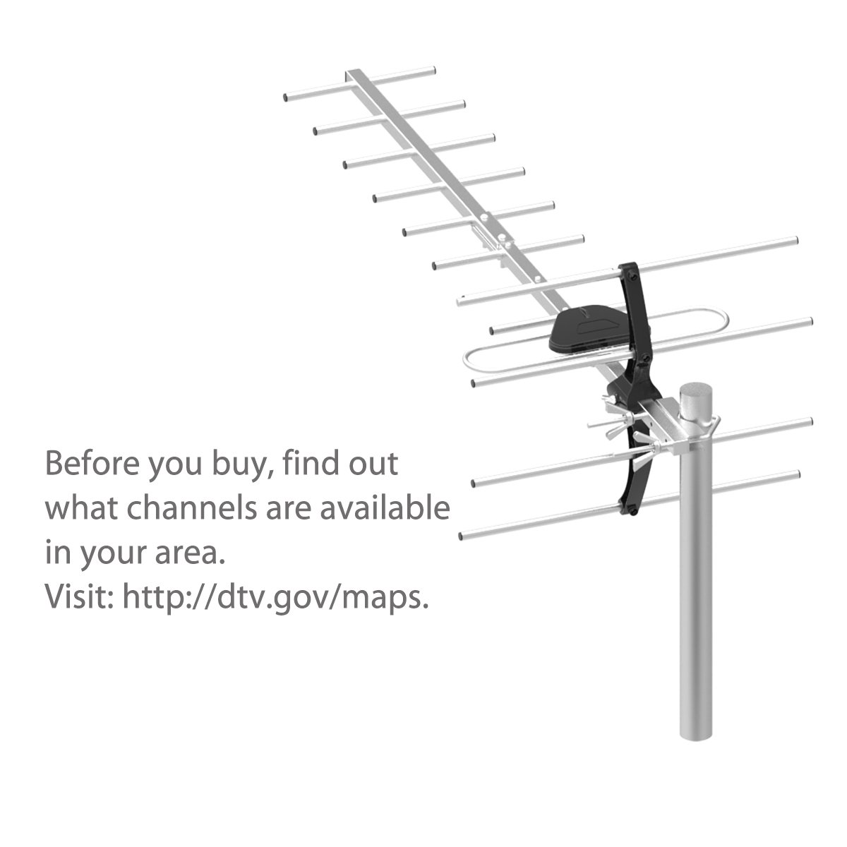 What antenna to buy to the country 10