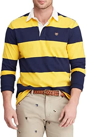 CHAPS Men's Heritage Collection Rugby Shirt