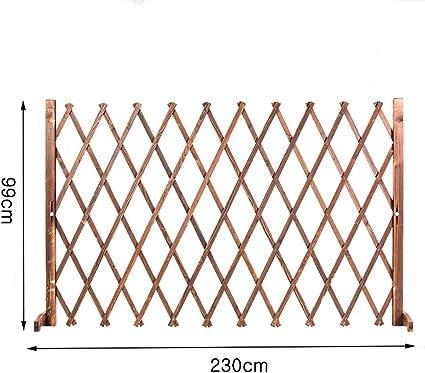 Cerca Partición jardín marco valla valla escalada al aire ...