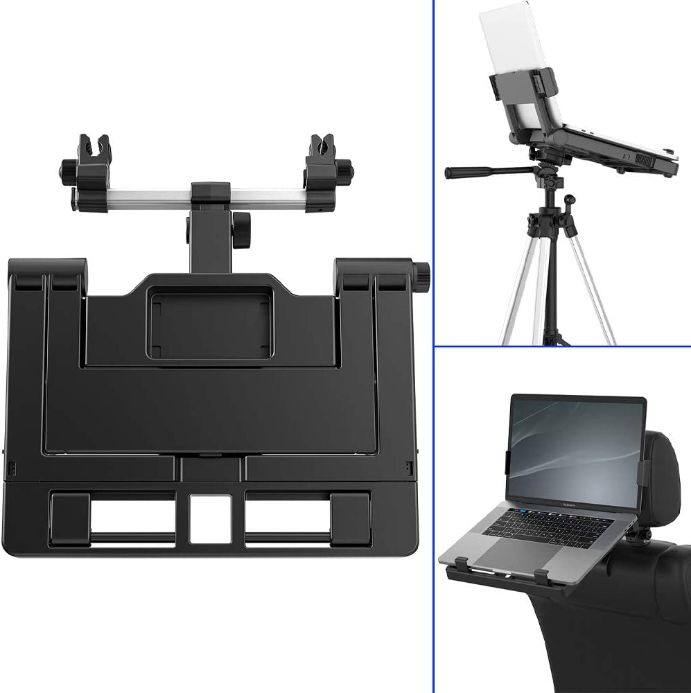No Drilling Laptop iPad Notebook Mount Stand Table for Auto Car Vehicle Truck