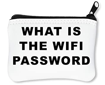 What Is The WiFi Password Funny Slogan Billetera con ...