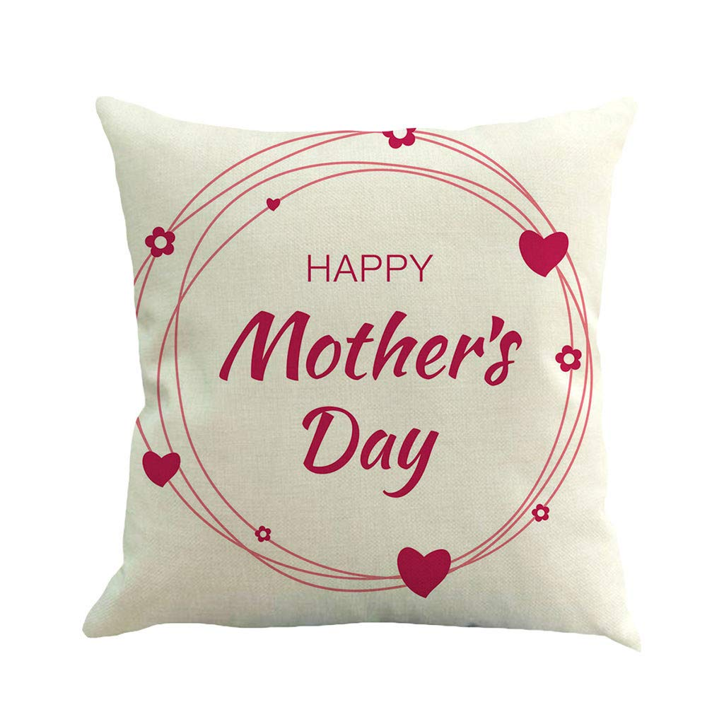 Pillow Cases,LIEJIE Pillow Covers With Words Love Pillow Cases Cushion Sofa Home Decorative