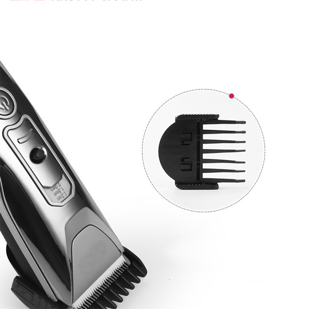 Cordless Electric Clippers New Digital Electric Hairdressing Tools Professional Hairdressing Tools