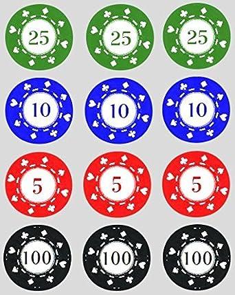 Paper poker chips play enchanted unicorn slots free canada