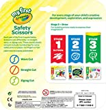 Crayola My First Safety Scissors, Toddler Art