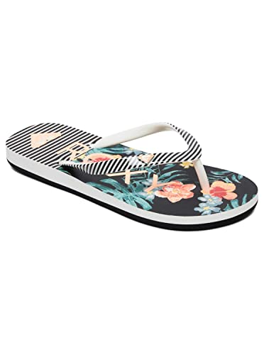 87c3f945480854 Roxy Pebbles VI - Flip-Flops for Girls - Flip-Flops - Girls