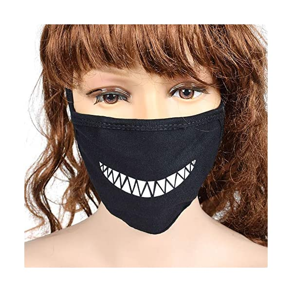 4 Pack Anti Dust Mask