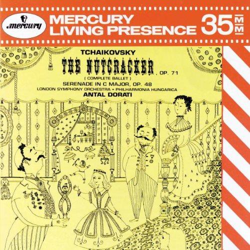 Tchaikovsky: The Nutcracker (Complete Ballet); Serenade in C Major by Mercury