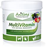 AniForte MultiVetal Powder 100g: Natural Multi-Vitamin Complex for Dogs & Cats, with Minerals, Nutritional Boost Supplements