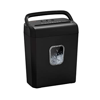 Bonsaii C234-A 6-Sheets Micro-Cut Paper Shredder
