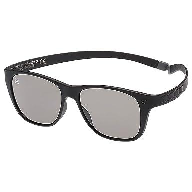 b6b2815c2 نظارة شمسية بتصميم كات اي من فاشون تي في للنساء - اطار بلون اسود، عدسات  بلون اسود