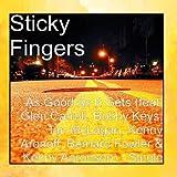 As Good As It Gets (feat. Glen Carroll, Bobby Keys, Ian McLagan, Kenny Aronoff, Bernard Fowler & Kenny Aaronson) - Single by Sticky Fingers
