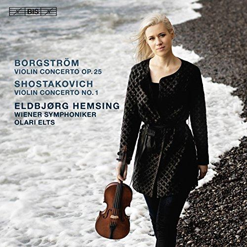 SACD : VIOLIN ELDBJøRG HEMSING - WIENER SYMPHONIKER - Violin Concerto 25 / Violin Concerto 1 (Hybrid SACD)