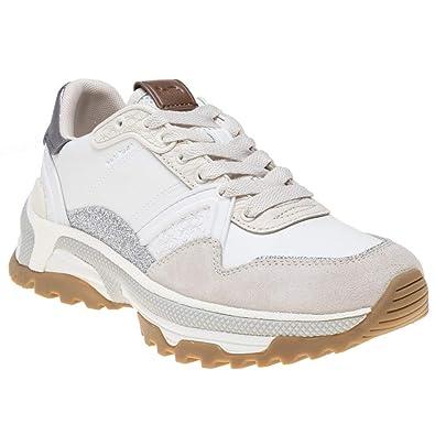 Sneaker Coach C143 Coach Sneaker MetallischSchuhe Damen Sneaker C143 MetallischSchuhe C143 Coach Damen Damen pGSzVUqM