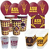 Westrick Arizona State Sun Devils GRADUATION Party Supplies by 69 pieces