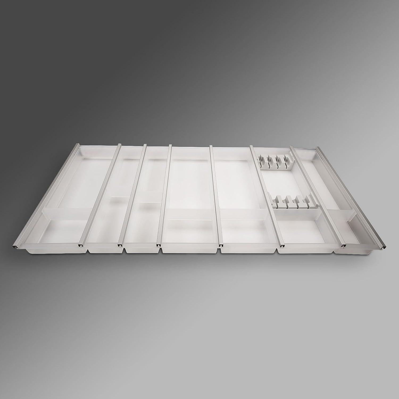 Sotech SO-Tech/® Cuisio Cubertero Blanco transl/úcido 300 mm