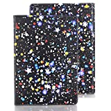 PU Cover for iPad Pro,TechCode Luxury Book Style Folio Case Cover Stand Magnetic PU Leather with Smart Auto Sleep/Wake Feature Case Cover for Apple iPad Pro 9.7 inch