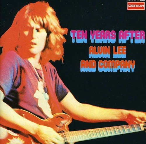 CD : Ten Years After - Alvin Lee & Company (Bonus Tracks)
