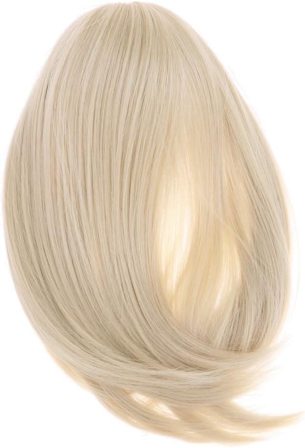 Style 1 Baoblaze Perruque de Poup/ée D/écor 1//3 BJD Dolls